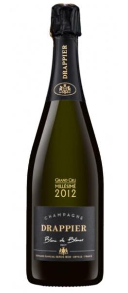 Champagne Drappier - de blancs grand cru - Blanc - 2012