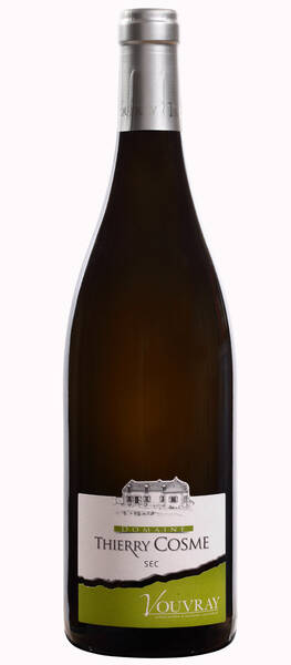 Domaine Thierry Cosme - vouvray sec - Blanc - 2019