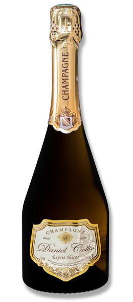 Champagne Daniel Collin - esprit shiraz, brut - Pétillant