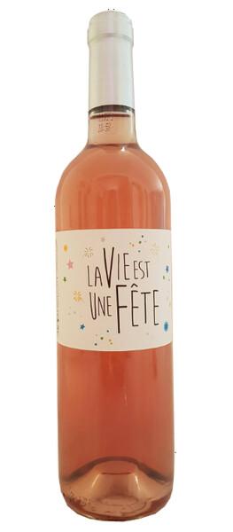 Domaine du Siestou - la vie est une fête - Rosé - 2019