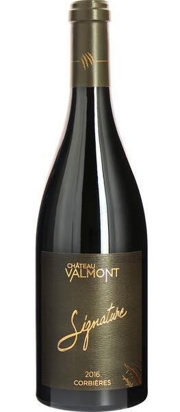 Château Valmont - signature - Rouge - 2018