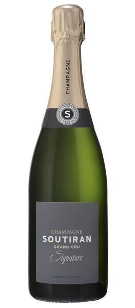 Champagne Soutiran - Signature Grand Cru brut