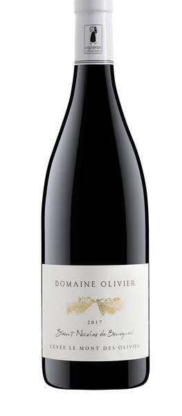 Domaine Olivier - cuvée mont des - Rouge - 2018