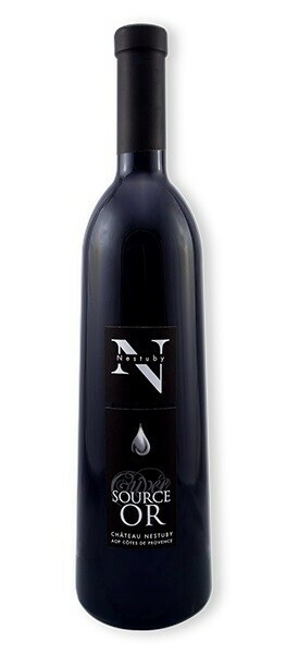 Château Nestuby - source or - Rouge - 2016