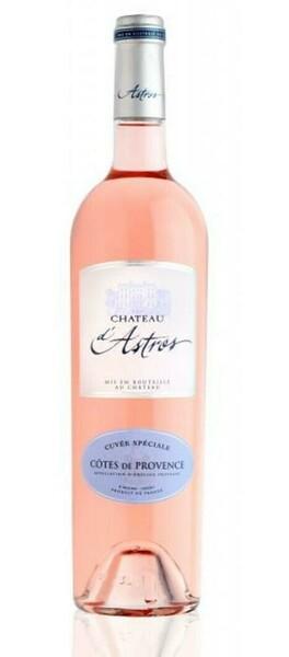 Château d'Astros - cuvée spéciale - Rosé - 2019