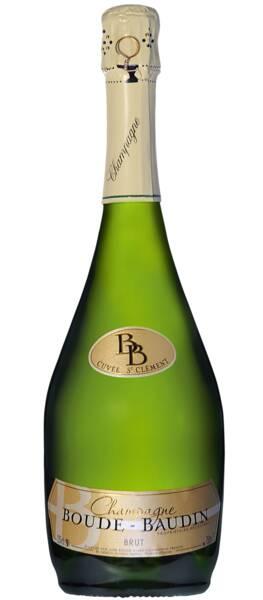 Champagne Boude-Baudin - cuvée saint clément - Pétillant - 2011
