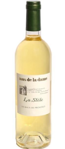 Mas de la Dame - La Stèle blanc 2015