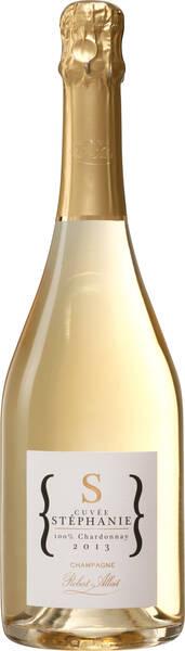 Champagne Robert-Allait - cuvée stéphanie  de blancs - Blanc - 2015