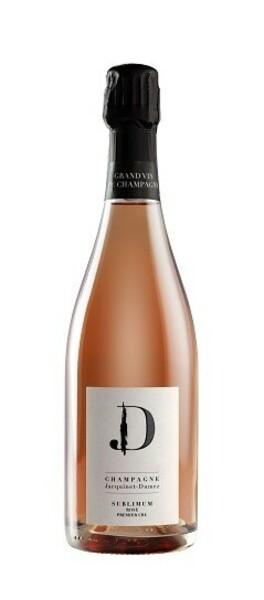 Champagne JACQUINET-DUMEZ - sublimum rose brut - Pétillant