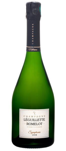 Champagne LEGUILLETTE ROMELOT - symphonie - Blanc - 2008