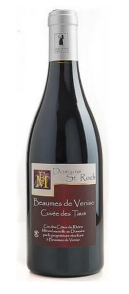 Domaine Saint Roch - beaumes de venise cuvée des taus - Rouge - 2016