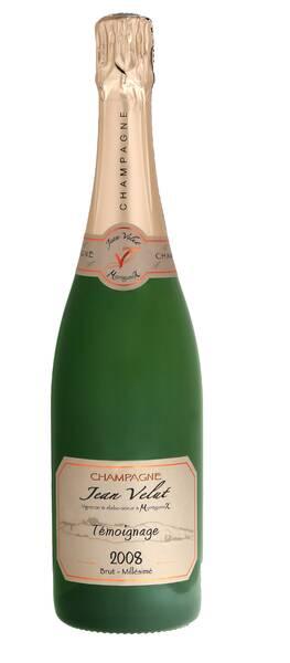 Champagne Velut - Témoignage Extra Brut