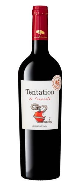Domaine Parazols-Bertrou - tentation - Rouge - 2018