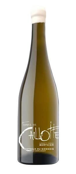Vignobles Berthier - coteaux du giennois - terre de caillotte - Blanc - 2019