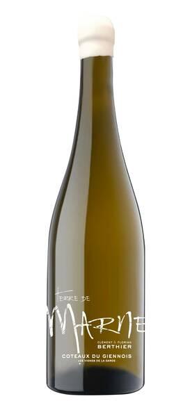 Vignobles Berthier - coteaux du giennois - terre de marne - Blanc - 2018