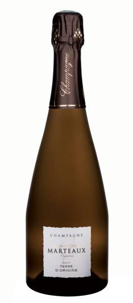 Champagne Marteaux  - Terre d'origine