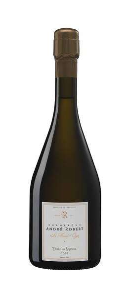 Champagne André Robert - terre du mesnil - grand cru - Pétillant - 2013
