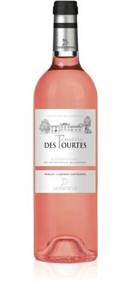 VIGNOBLES RAGUENOT - château des tourtes - Rosé - 2019