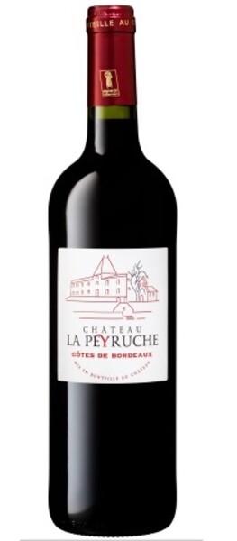 Château La Peyruche - tradition - Rouge - 2017