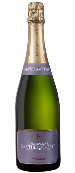 CHAMPAGNE BERTHELOT-PIOT - brut tradition - Blanc