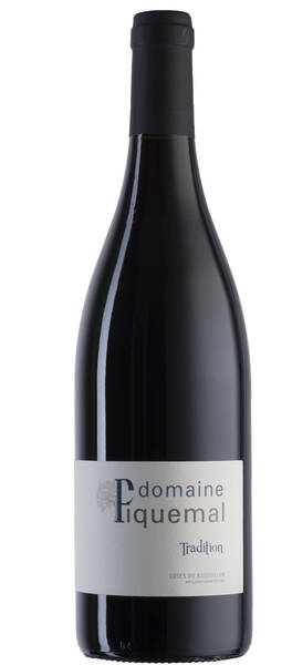 Domaine Piquemal - tradition - Rouge - 2019