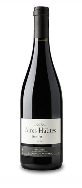 Domaine des Aires Hautes - tradition - Rouge - 2018