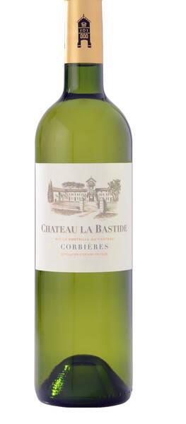 Château la Bastide - tradition   or concours paris & corbières 2020 ! - Blanc - 2019
