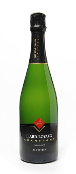 Champagne Biard-Loyaux - Tradition - Pétillant