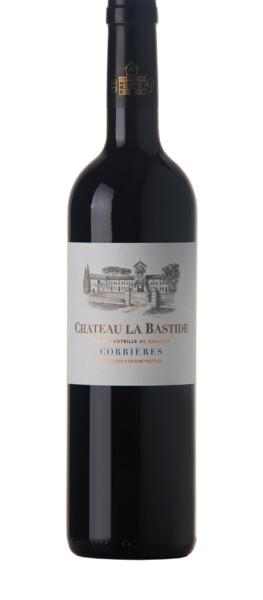 Château la Bastide - TRADITION Blanc Médaille OR Concours de Paris; 18/20 Terre de Vin - Rouge - 2018