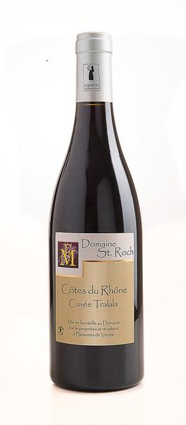 Domaine Saint Roch - Côtes du Rhône Tralala - Rouge - 2016