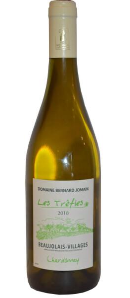 Domaine Bernard Jomain - cuvée des trèfles - Blanc - 2018