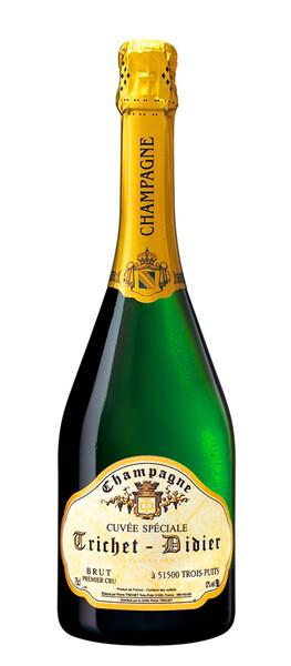 Champagne Pierre Trichet - Cuvée Spéciale Chardonnay