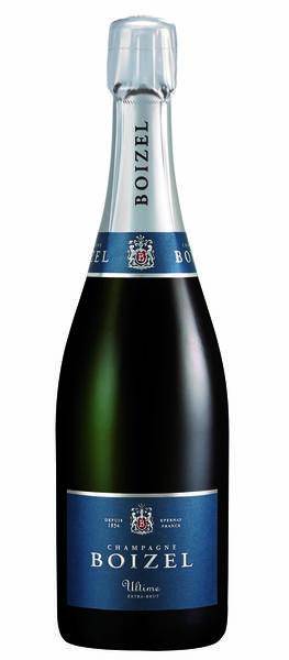Champagne Boizel - ultime zéro dosage - Blanc