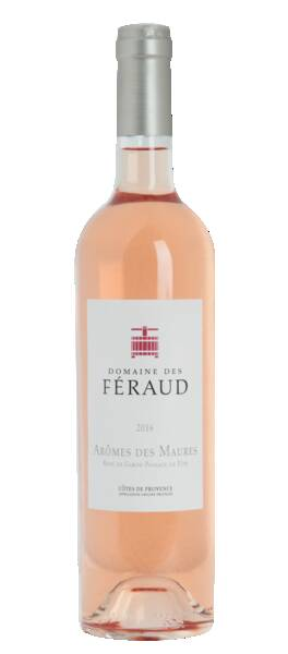 Domaine des Feraud - Arômes  Maures - Rosé - 2017