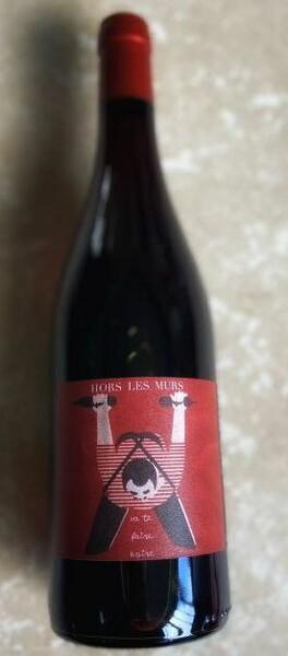 Château Lestignac - va te faire boire - Rouge - 2019