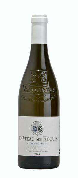 Château des Roques - cuvée blanche - Blanc - 2014