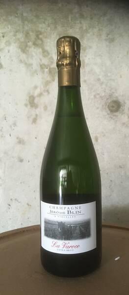 champagne BLIN Jérôme - la varoce - Pétillant