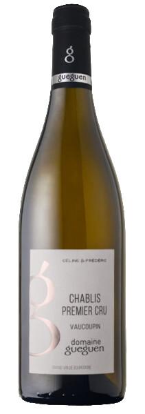 Domaine Celine et Fréderic Gueguen - chablis premier cru vaucoupin - Blanc - 2020