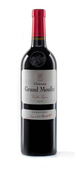 Château Grand Moulin  - vieilles vignes - Rouge - 2016