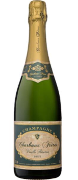 Champagne Charbaux Frères - vieille réserve - Pétillant