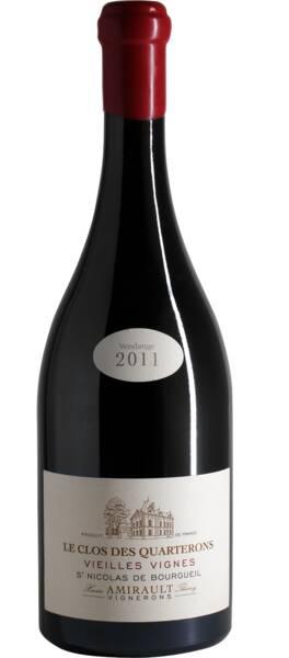 Domaine Amirault, le Clos des Quarterons - les vieilles vignes du - Rouge - 2018