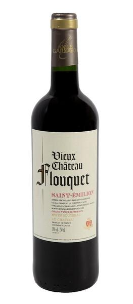 Vignobles Garzaro - Vieux Château Flouquet - Rouge - 2015
