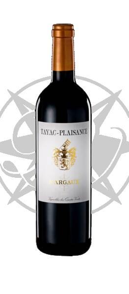 Vignobles des Quatre Vents - tayac-plaisance - Rouge - 2014