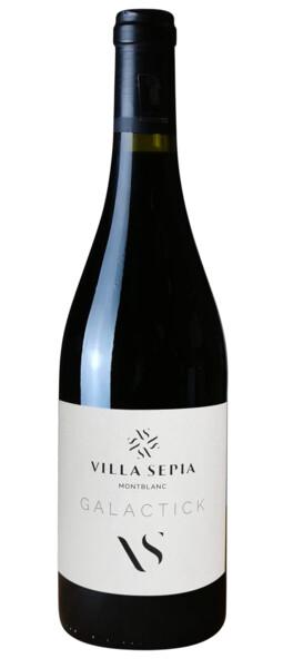 Villa Sépia - galactick - Rouge - 2018