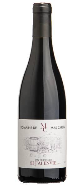 DOMAINE DE MAS CARON - si j'ai envie by marc - Rouge - 2019