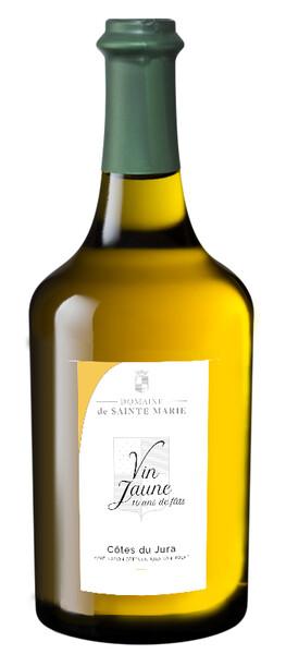 Domaine de Sainte Marie - vin jaune plus de 10 ans de fûts - Blanc - 2005