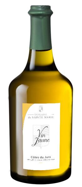 Domaine de Sainte Marie - vin jaune - Blanc - 2010