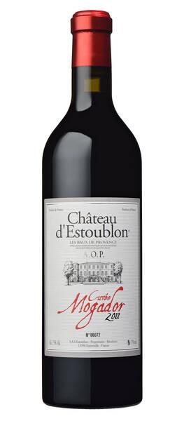 Château d'Estoublon - d'estoublon - cuvée mogador - Rouge - 2012
