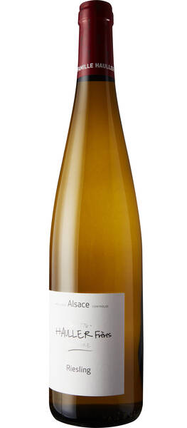 Famille Hauller  - frères - riesling signature - Blanc - 2014