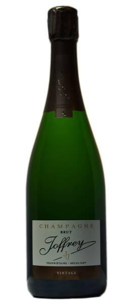 Champagne JOFFREY - vintage - Pétillant - 2012